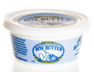 Boy Butter H2O 4oz Lube
