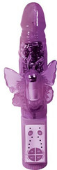 Butterfly Climaxer Purple Vibrator