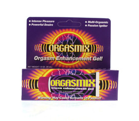 Orgasmix - 1 Oz Orgasm Gel