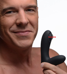 Alpha-Pro 12 Mode Tapping Prostate Stimulator
