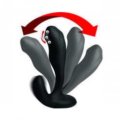 Alpha-Pro 7 Mode Bendable Prostate Stimulator