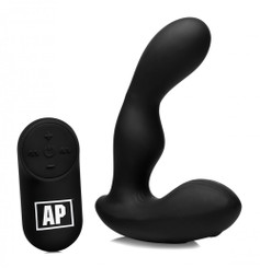 Alpha-Pro 7 Mode Prostate Stimulator with Stroking Shaft