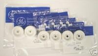 PK6 Genuine GE WD12X271 4 WD12X10267 2 Dishwasher Rack Rollers Wheels