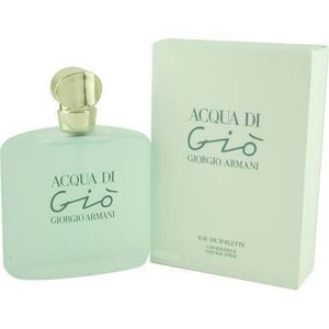 Acqua di Gio For Women by Giorgio Armani 3.4 oz Eau de Toilette