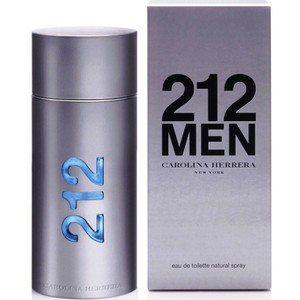 212 Men by Carolina Herrera 3.4 oz Eau de Toilette