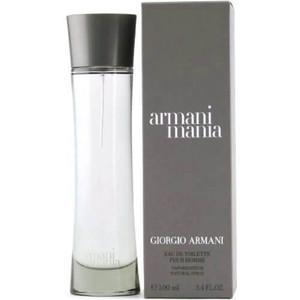 Armani Mania Pour Homme 3.4 oz by Giorgio Armani