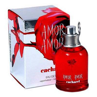 Amor Amor By Cacharel 34 Oz Eau De Toilette Perfumebff