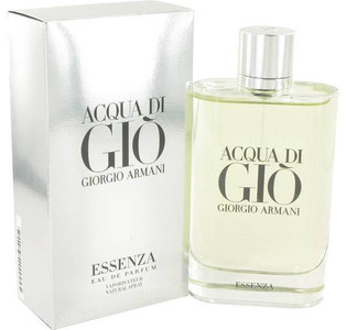 Acqua Di Gio Essenza Eau de Parfum For Men 2.5 oz Spray