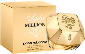 Lady Million by Paco Rabanne 2.7 oz Eau de Toilette