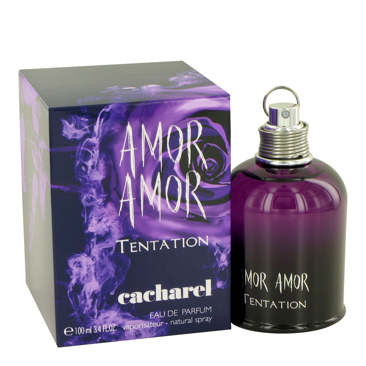 Amor Amor Tentation By Cacharel 34 Oz Eau De Parfum Perfumebff