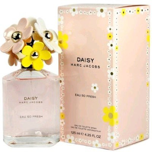 Marc Jacobs Daisy Eau So Fresh 4.2 oz Eau de Toilette