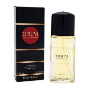 Opium Pour Homme by Yves Saint Laurent 3.3 oz Eau de Toilette