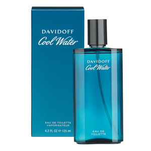 Cool Water For Men by Davidoff 4.2 oz Eau de Toilette