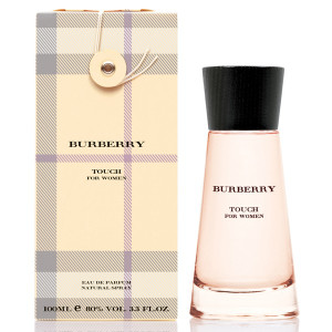 Burberry Touch For Women 3.3 oz Eau de Toilette