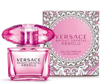 No box - Versace Bright Crystal Absolu 3 oz Eau de Parfum