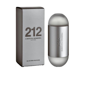 No Box - 212 Ladies by Carolina Herrera 3.4 oz Eau de Toilette