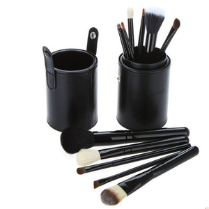 Make Up Brush Set In Black 12 pcs * Free Shipping *