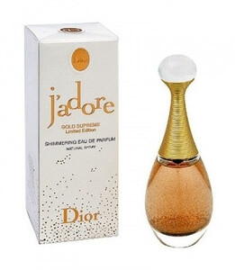 Dior J'adore Gold Supreme Eau de Parfum 3.4 oz Spray
