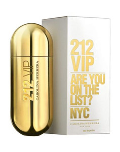 212 VIP FOR WOMEN BY CAROLINA HERRERA EAU DE PARFUM SPRAY