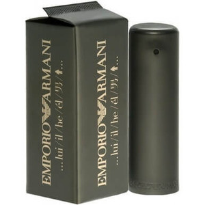 Emporio Armani He For Men Eau de Toilette 3.4 oz Spray
