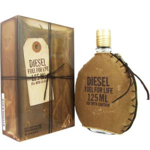 Diesel Fuel For Life Men 2.6 oz Eau de Toilette