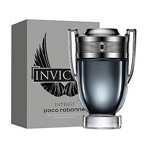 Invictus Intense By Paco Rabanne For Men 3.4 oz Eau de Toilette