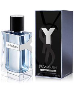 Yves Saint Laurent Y For Men 3.3 oz Eau De Toilette