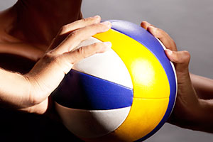 girls volleyball apparel