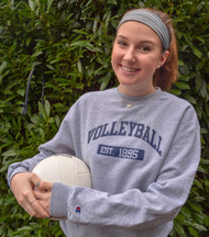 Volleyball - Champion Brand crew neck