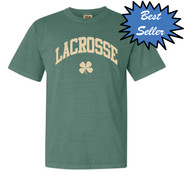 Classic Lacrosse irish design short sleeve - color light green
