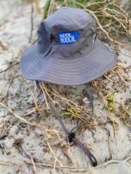 Head of the Hooch Bucket Hat - grey