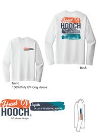 2020 Design Head of the Hooch long sleeve tech shirt