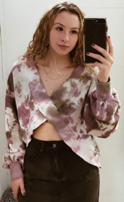 approach Sea Isle Boutique - Reversible Sweater