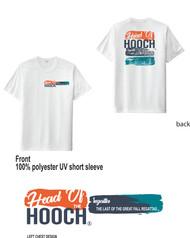2020 Design Head of the Hooch short sleeve tech shirt