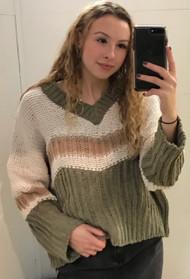 approach Sea Isle Boutique sweater - color camel