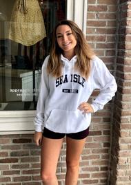 Champion SIC EST hoodie - color white
