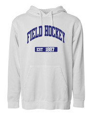 Field Hockey Champion brand EST hoodie - color white
