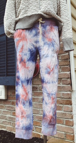 Approach boutique tie dye joggers