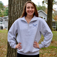 Lacrosse 1/4 zip fleece