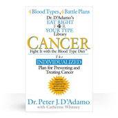 Cancer: Fight It with the Blood Type Diet (S/C)