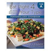 A Personalized Cookbook Type A