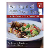 A Personalized Cookbook Type O