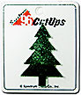 859 Evergreen Tree CutUp