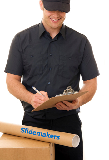 Slidemakers Shipping