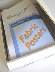 Foldable Fabric Poster