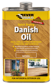 Everbuild  Quick Drying Danish Oil
