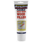 Bartoline Ready Mixed Wood Filler 600g - white