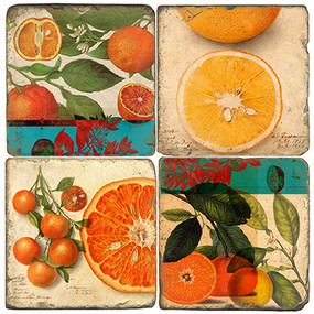 Orange Botanical