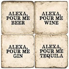 Alexa, Pour me wine.