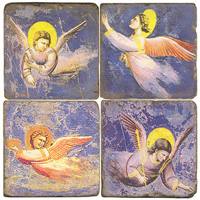 Giotto Angels Coaster Set